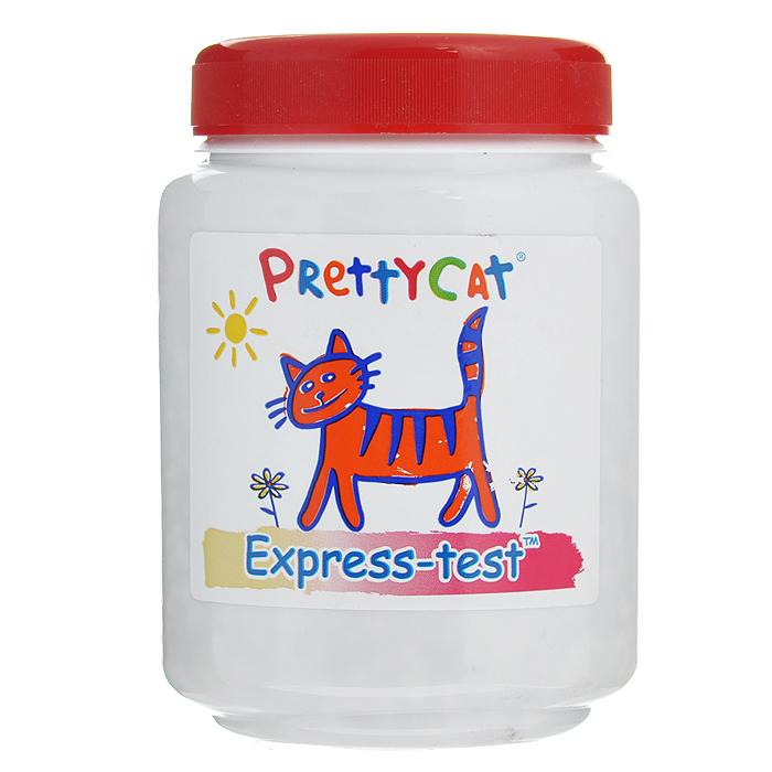 """экспресс-тест на мочекаменную болезнь """"pretty cat"""", 110 г"""