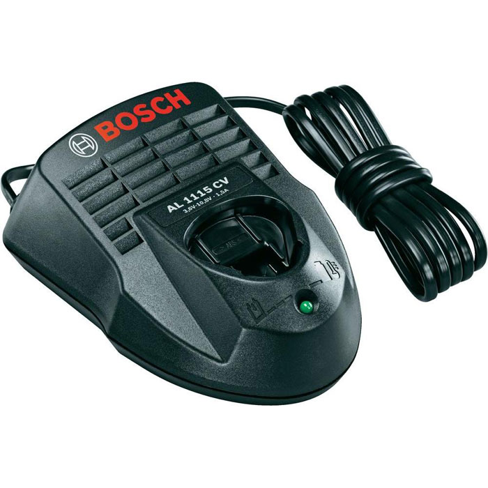 цена на Зарядное устройство для Li-Ion аккумуляторов Bosch AL 1115 CV 1600Z0003P