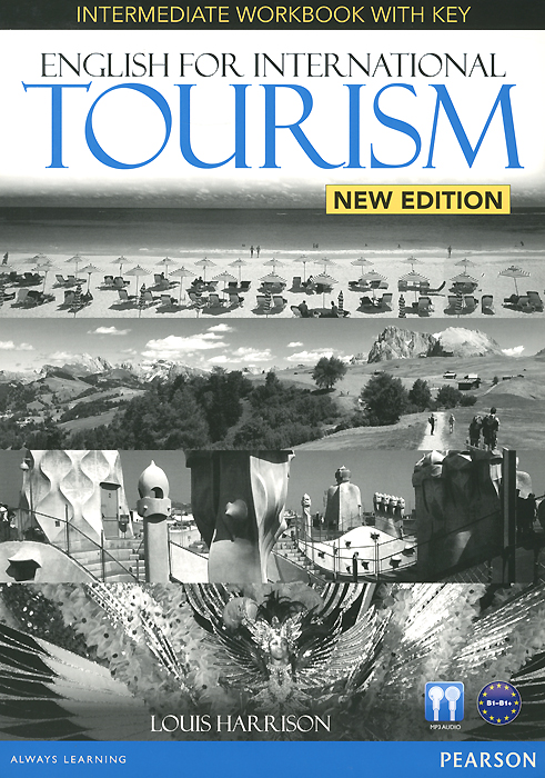 English for International Tourism: Intermediate: Workbook with Key (+ CD)