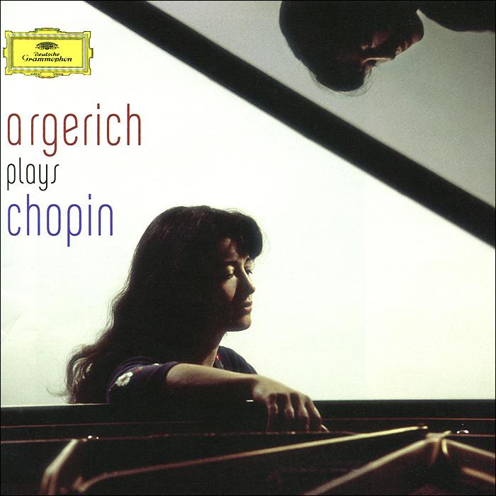 Марта Аргерих Martha Argerich. Plays Chopin миша майский марта аргерих mischa maisky martha argerich in concert