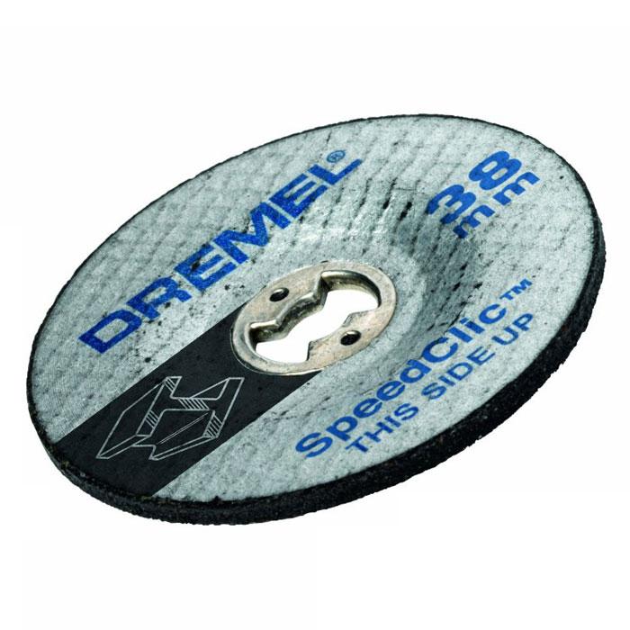 цены Шлифовальный круг, 38 мм Dremel SC541 (2615S541JA), 2 шт