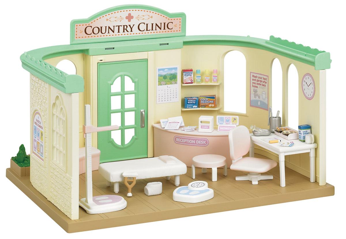 Sylvanian Families Игровой набор Больница