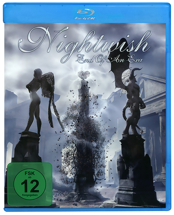 Nightwish End Of An Era. Live At Hartwall Areena (Blu-ray) цена