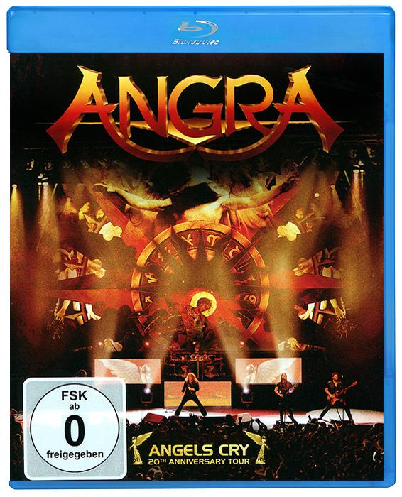 все цены на Angra: Angels Cry - 20th Anniversary Tour (Blu-ray) онлайн