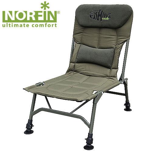 Кресло карповое Norfin Salford NF цена