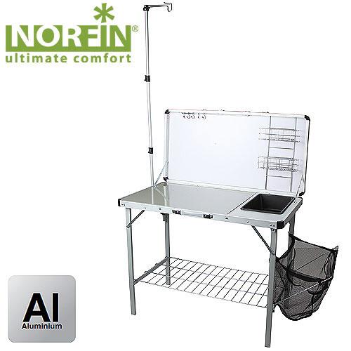 Стол-кухня складной Norfin Feren NFL цена