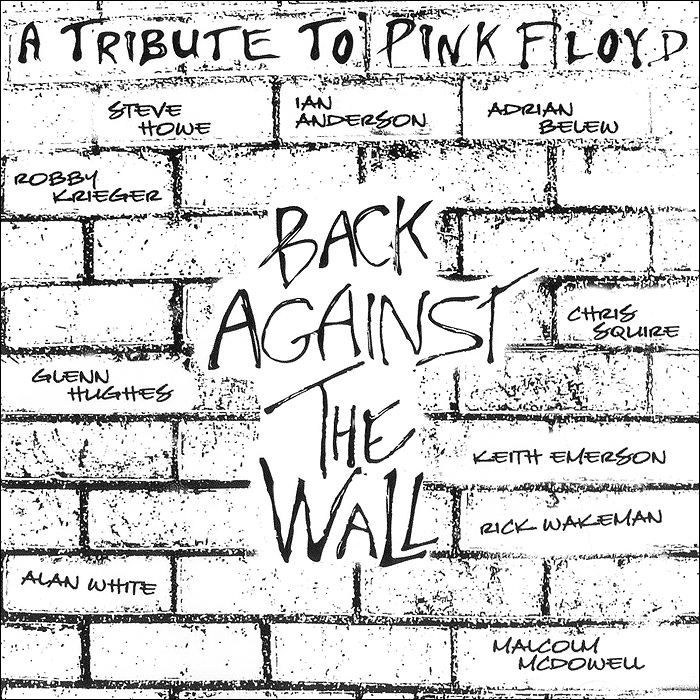 Pink Floyd. A Tribute To Back Against The Wall (2 CD) the perfect product phase free shipping pink floyd discovery cd 16 singles fine suit boxed full collection factory sealed limit