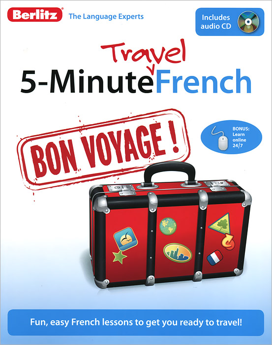 5-Minute Travel French (+ CD)