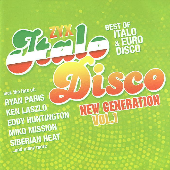 Italo Disco New Generation. Volume 1 (2 CD) цена 2017