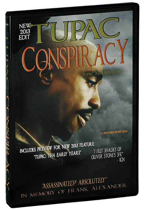 Tupac: Conspiracy цена