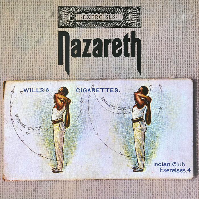 Nazareth Nazareth. Exercises (LP) nazareth nazareth exercises