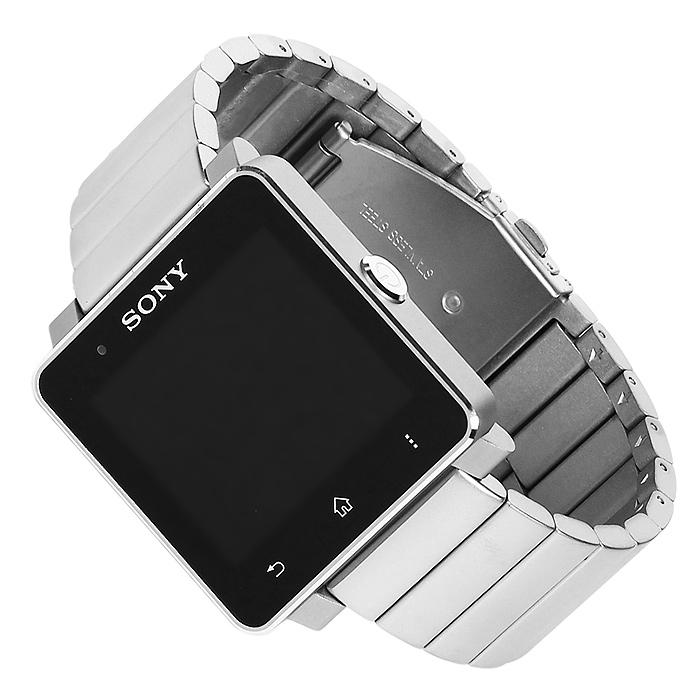 Sony Smart Watch 2 SW2 Silver