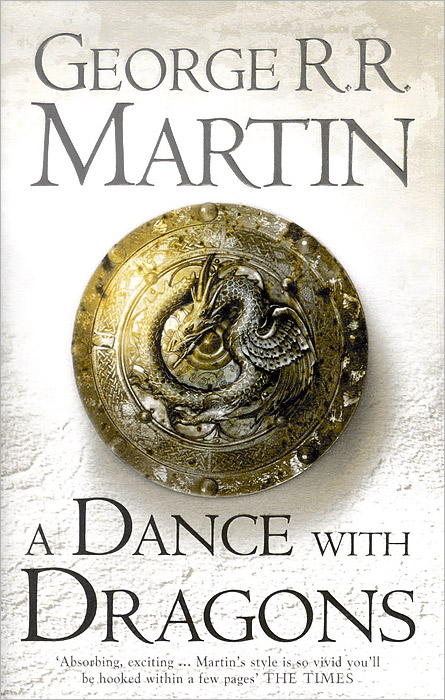 A Dance With Dragons martin g game of thrones 5 a dance with dragons part 2 after the feast