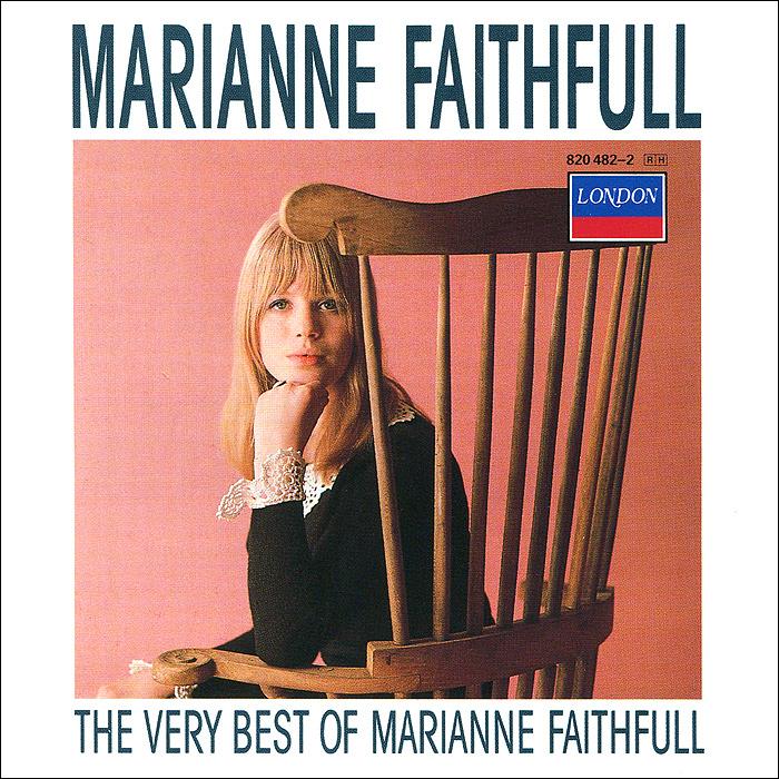 Мэриэнн Фэйтфулл Marianne Faithfull. The Very Best Of Marianne Fait marianne faithfull marianne faithfull broken english
