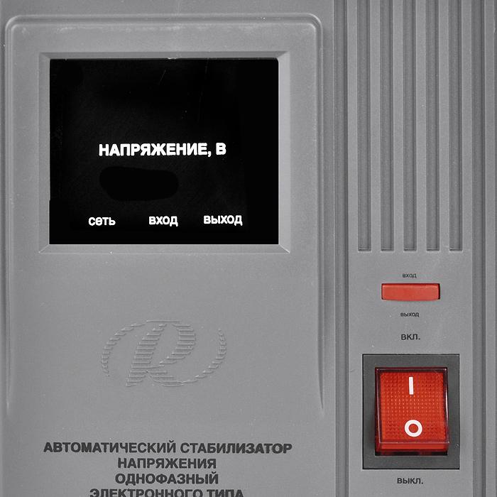 Стабилизатор напряжения Ресанта АСН-1 500/1-Ц Ресанта