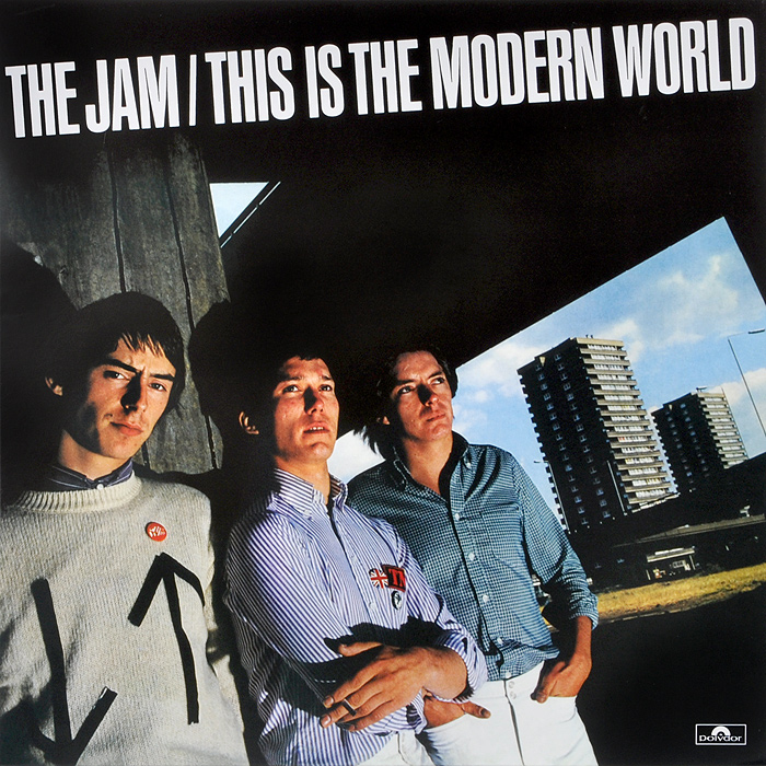 The Jam The Jam. This Is The Modern World (LP) jam jam this is the modern world