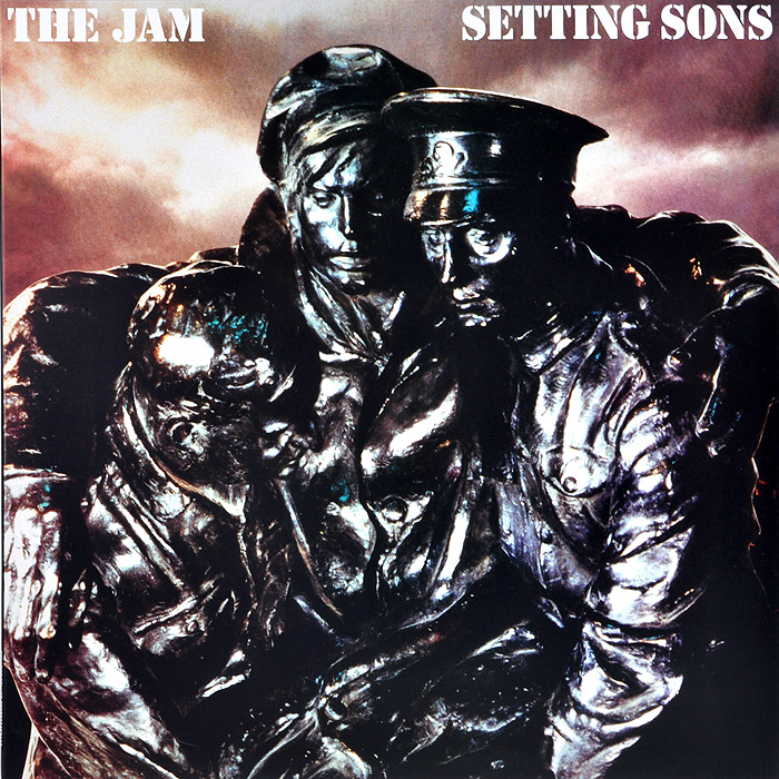 The Jam The Jam. Setting Sons (LP) jam jam this is the modern world