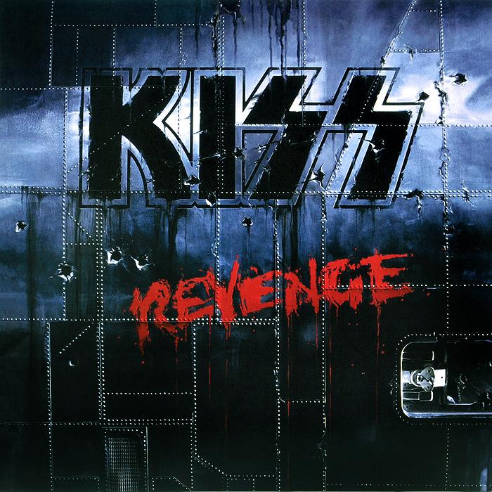Kiss Kiss Revenge LP