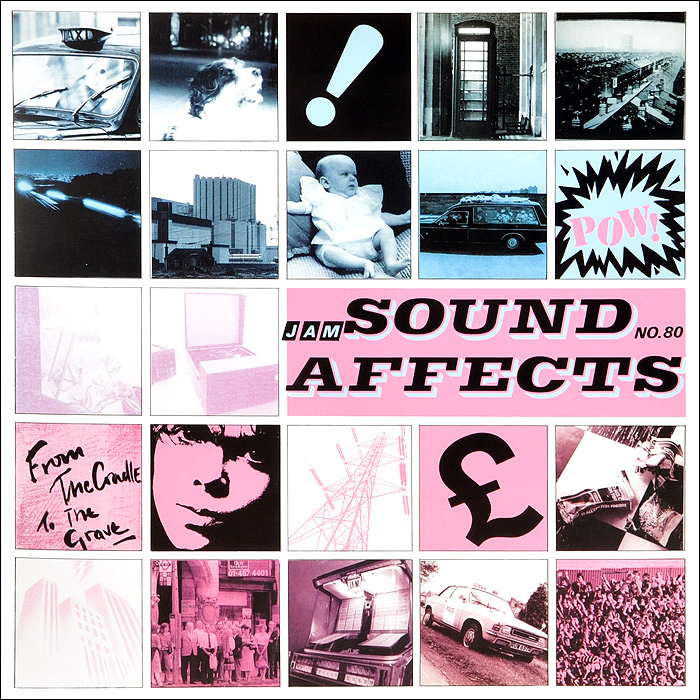 The Jam The Jam. Sound Affects (LP) jam jam this is the modern world