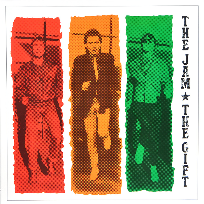 The Jam The Jam. The Gift (LP) jam jam this is the modern world