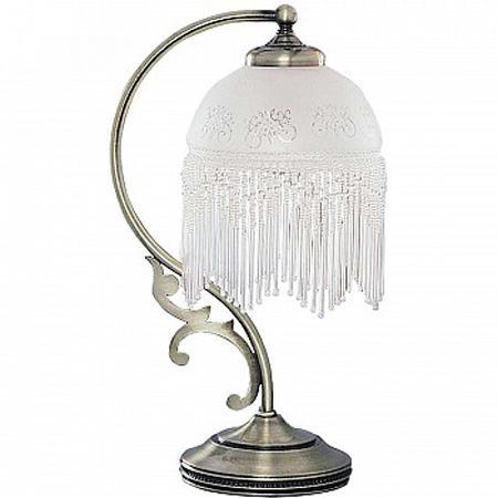 Настольный светильник ARTELamp Victoriana A3191LT 1AB чароит s