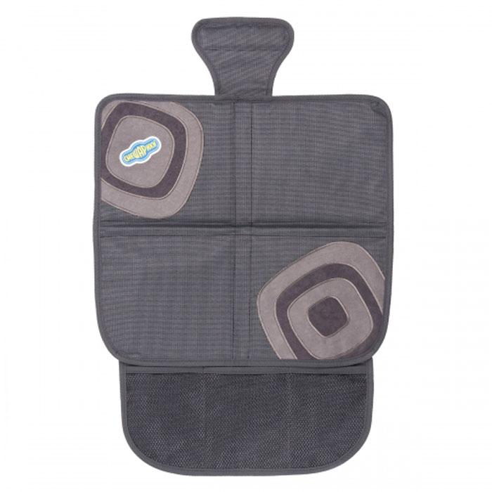 Защитная накидка под бустер Смешарики, цвет: серый защитная накидка под бустер смешарики цвет серый красный