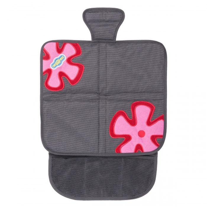 Защитная накидка под бустер Смешарики, цвет: серый, красный защитная накидка под бустер смешарики цвет серый красный