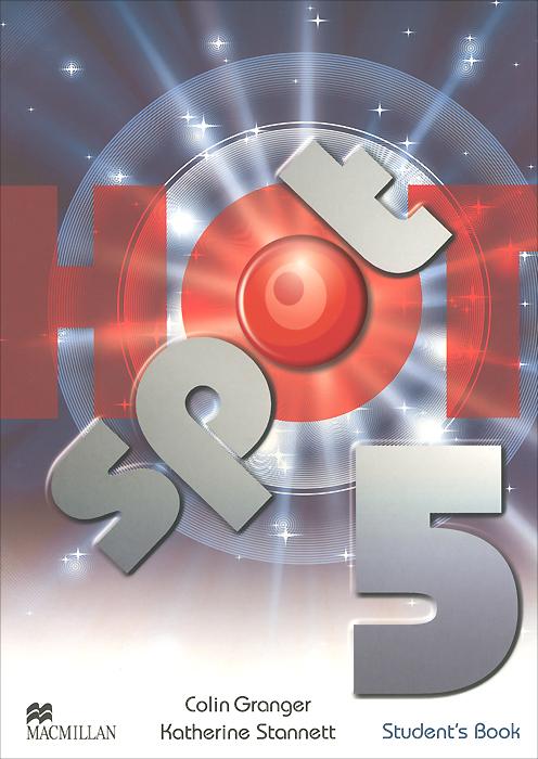 Hot Spot 5: Student's Book цены