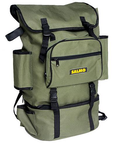 Рюкзак забродный Salmo 20+10 л, цвет: зеленый цена