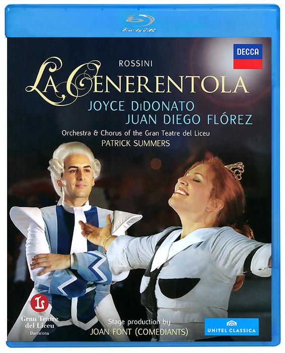 Rossini: La Cenerentola (Blu-ray) rossini maurizio benini la cenerentola 2 dvd