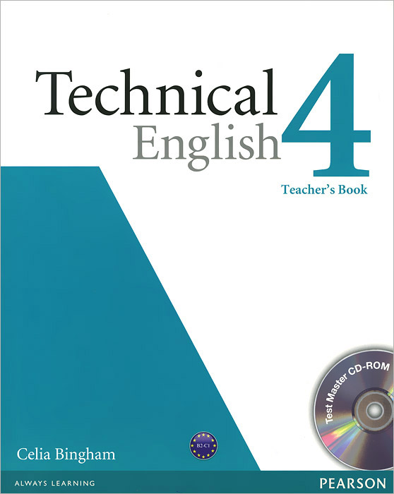 Technical English: Level 4: Teacher's book (+ CD-ROM) about a boy level 4 pearson english active readers cd