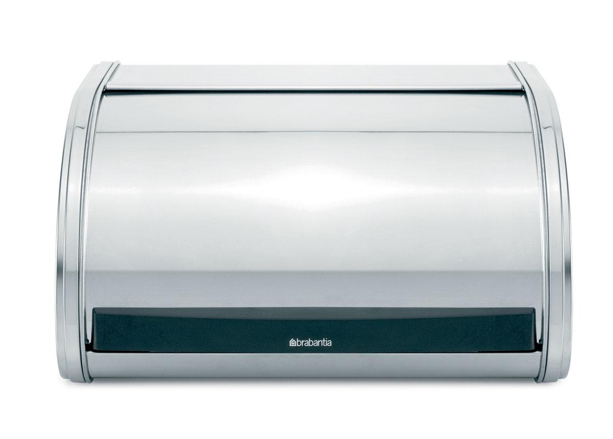 Хлебница Brabantia, цвет: стальной полированный. 339585