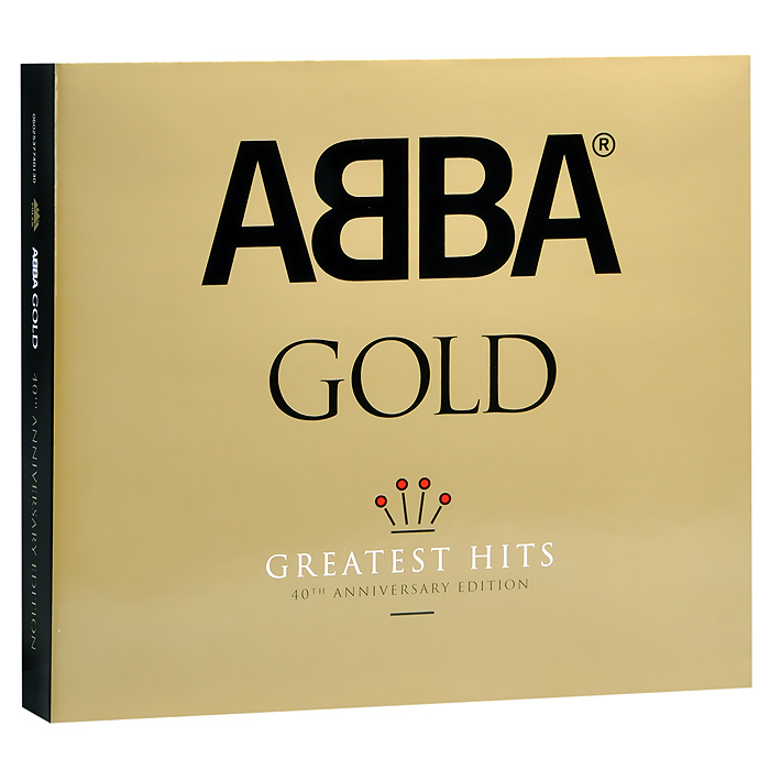 ABBA ABBA. Gold. 40th Anniversary Edition (3 CD) abba abba the albums 9 cd