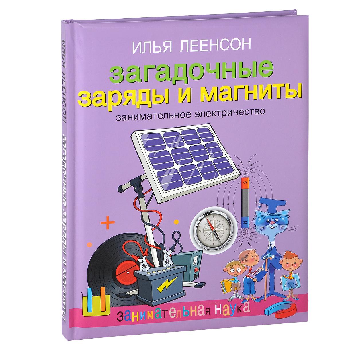 Илья Леенсон Загадочные заряды и магниты. Занимательное электричество