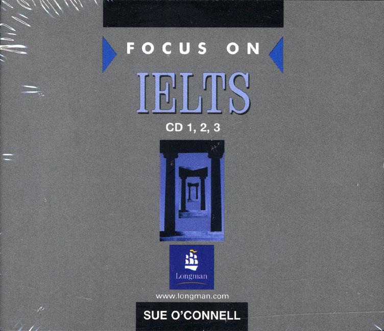 цены на Focus on IELTS (аудиокурс на 3 CD)  в интернет-магазинах