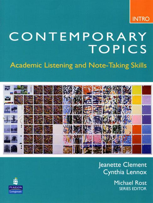 Contemporary Topics 3Ed Intr SB+DVD contemporary topics 3ed intr sb dvd