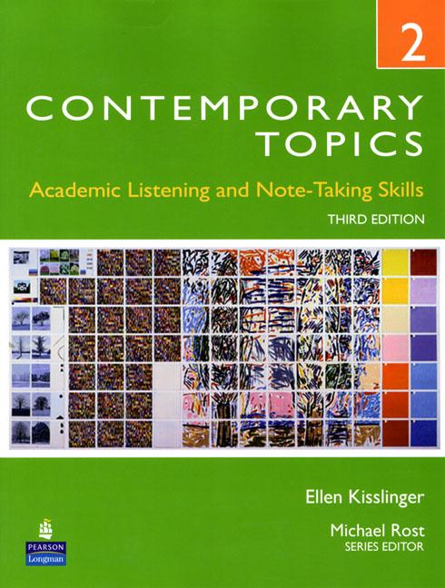 Contemporary Topics 3Ed 2 SB+DVD contemporary topics 3ed intr sb dvd