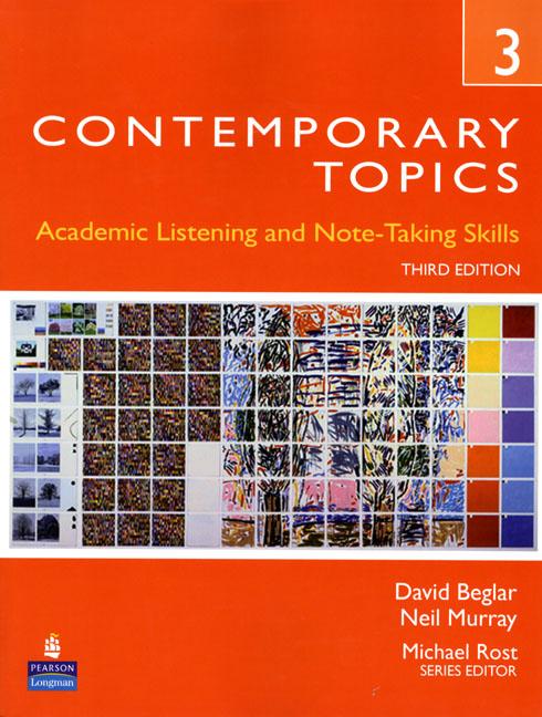 Contemporary Topics 3Ed 3 SB contemporary topics 3ed intr sb dvd