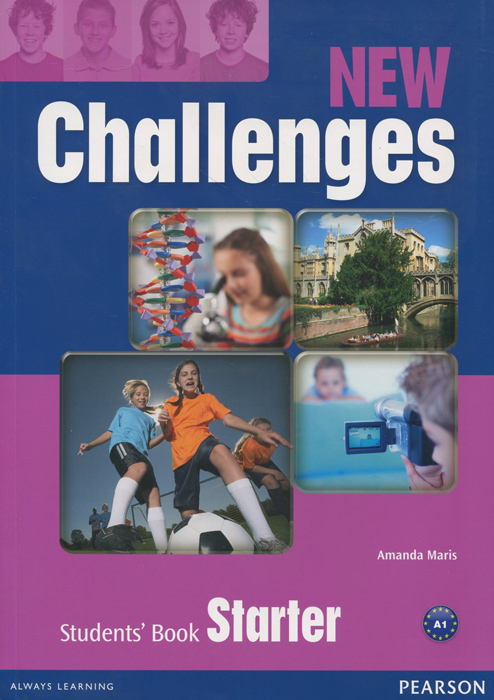 New Challenges: Starter: Students' Book join us for english starter language portfolio