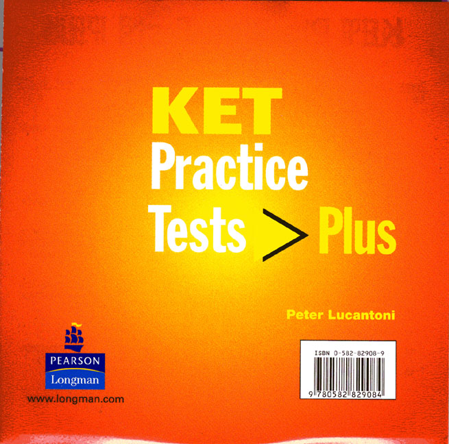 KET Practice Tests Plus RevEd CDx2 ket practice tests plus