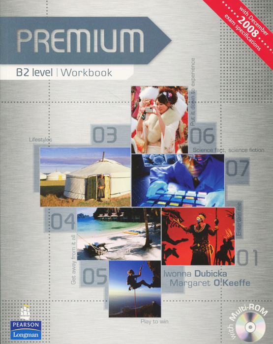 Premium B2: Workbook no Key (+ 2 CD-ROM) meet the martians easystarts cd rom