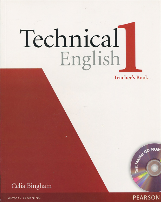 Technical English 1: Teacher's Book (+ CD-ROM) english for logistics cd rom