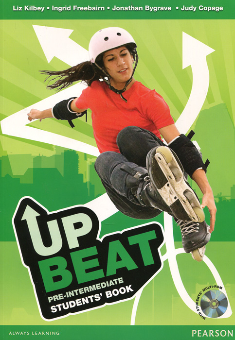 Upbeat: Pre-intermediate: Students Book (+ CD-ROM) the pearl book and multi rom with mp3 pack