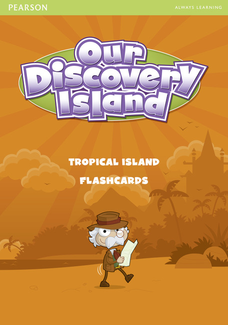 Our Discovery Island 1 Flashcards цена и фото