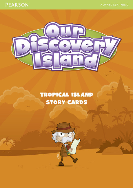 Our Discovery Island 1 Storycards цена и фото