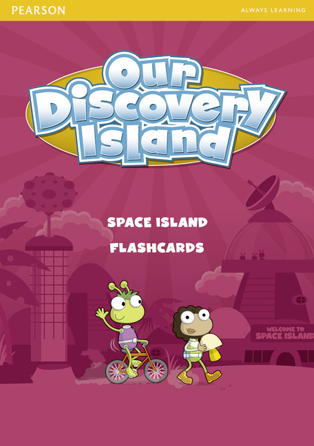 Our Discovery Island 2 Flashcards цена и фото