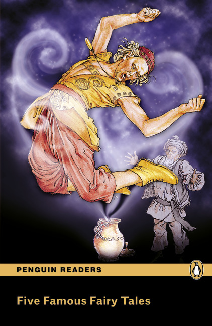Five Famous Fairy Tales: Level 2 (+ CD)