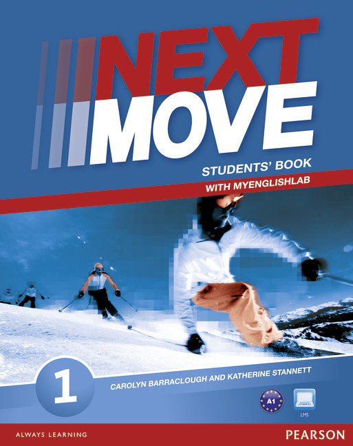 Next Move: Level 1: Student's Book with MyEnglishLab next move 1 students book access code