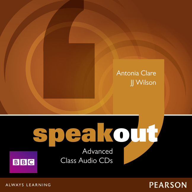 Speakout: Advanced: Class Audio CDs (аудиокурс на 2 CD) first trainer audio cds аудиокурс на 4 cd