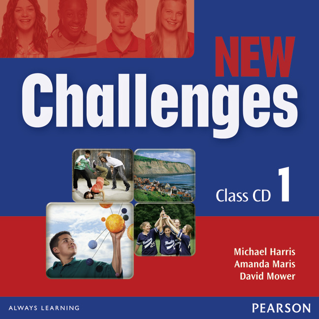 New Challenges 1: Class CD (аудиокурс на 3 CD) english in mind level 3 аудиокурс на 3 cd